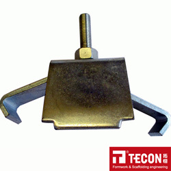H20 Flange Clamp W