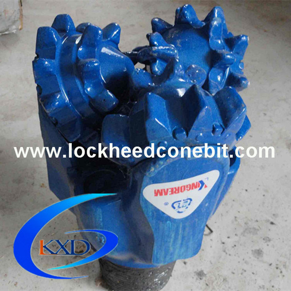 API Steel Milled Tooth Bits for Hard Formation Drilling