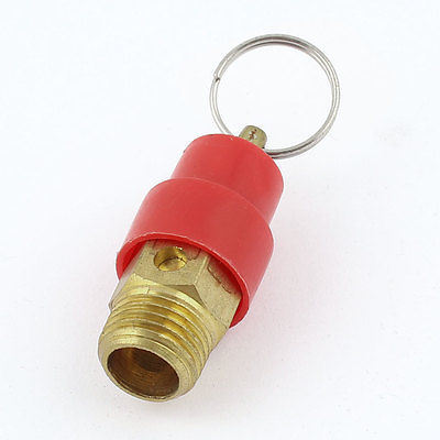 "Safety Valve of Air Compressor 1/4"", 1/2"", 1/8"", 1"""