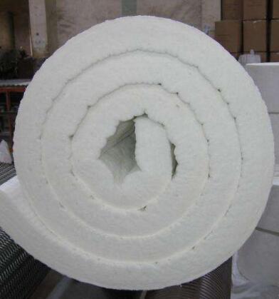 High Aluminum Aluminum Silicate Ceramic Fiber Blanket