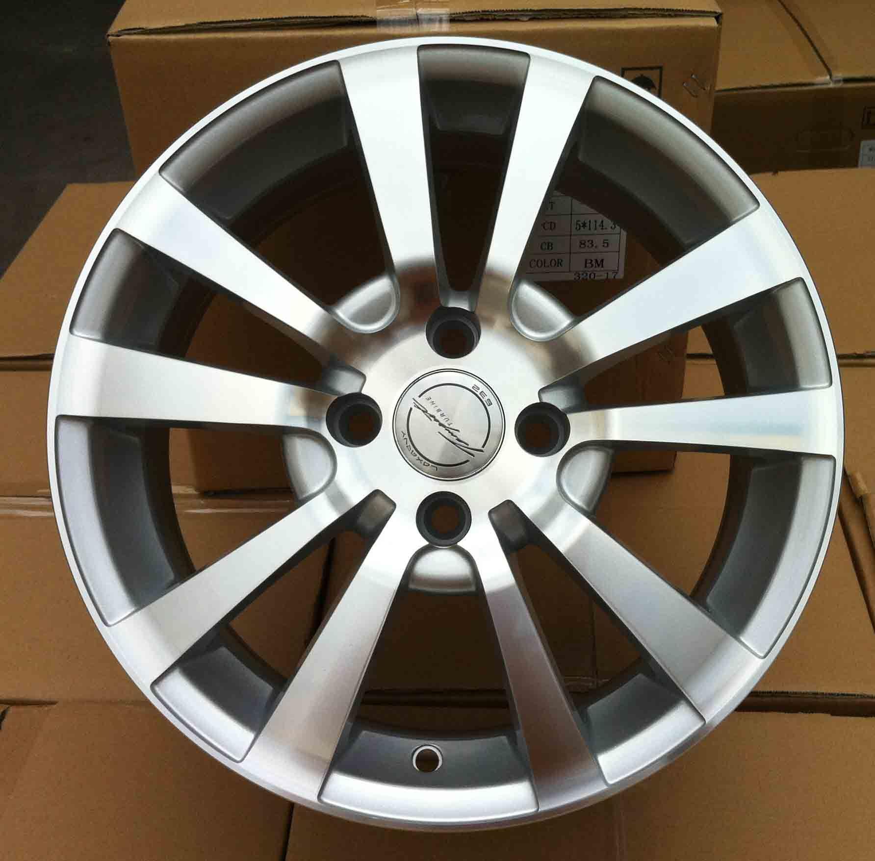 Aftermarket Alloy Wheel (KC335)