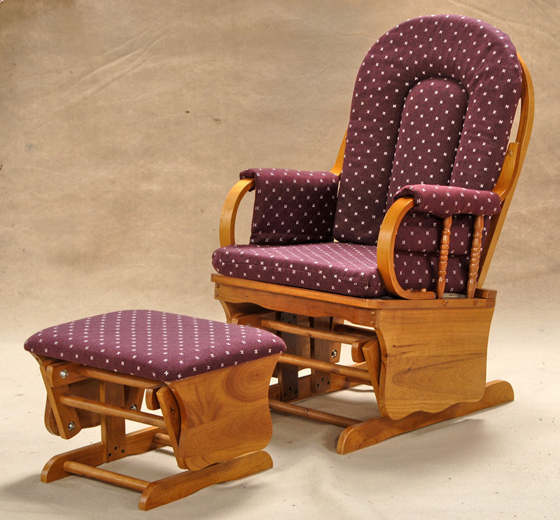 ... Mission Style Rocking Wood And Leather Chair Rocker  Search Results