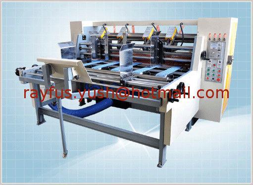 Slitting Creasing Machine for Corrugated Cardboard
