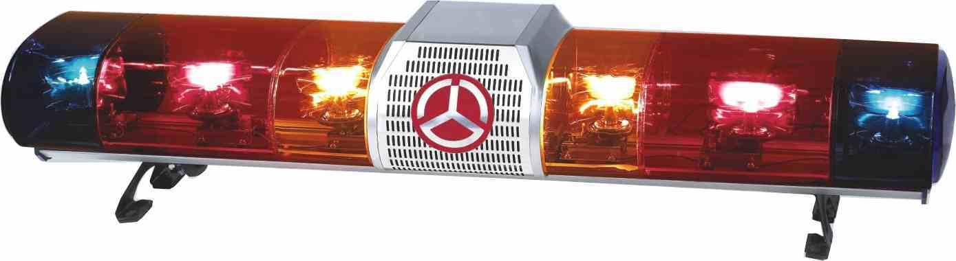 Colorful Halogen Light Bars for Police Car (TBD-091312)