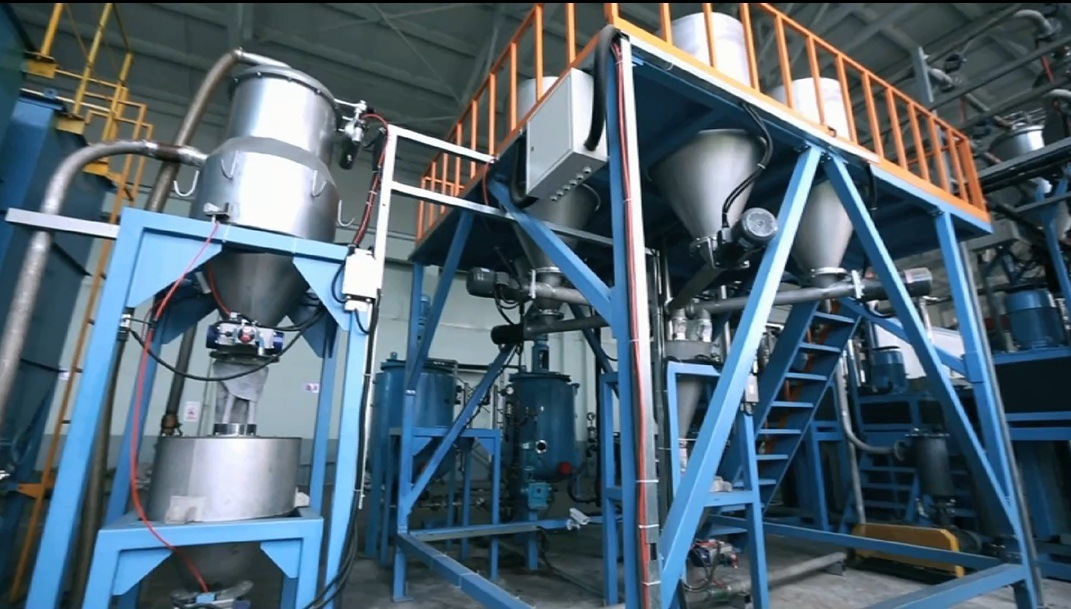 Eco-Friendly Reclaimed Rubber Production Line