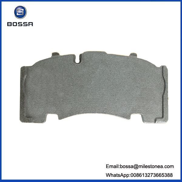 Nodular Cast Iron Disc Brake Pad Backing Plate Wva29308 BPW