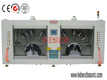 Ultrasonic Welding Machine for Auto Wheel Cover (KEB-2612)