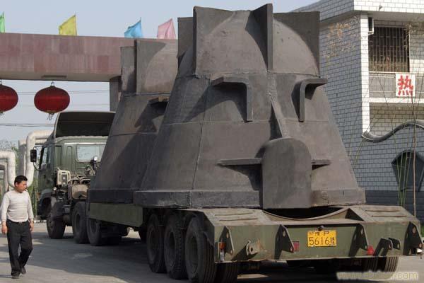 Large Steel Casting Slag Pot