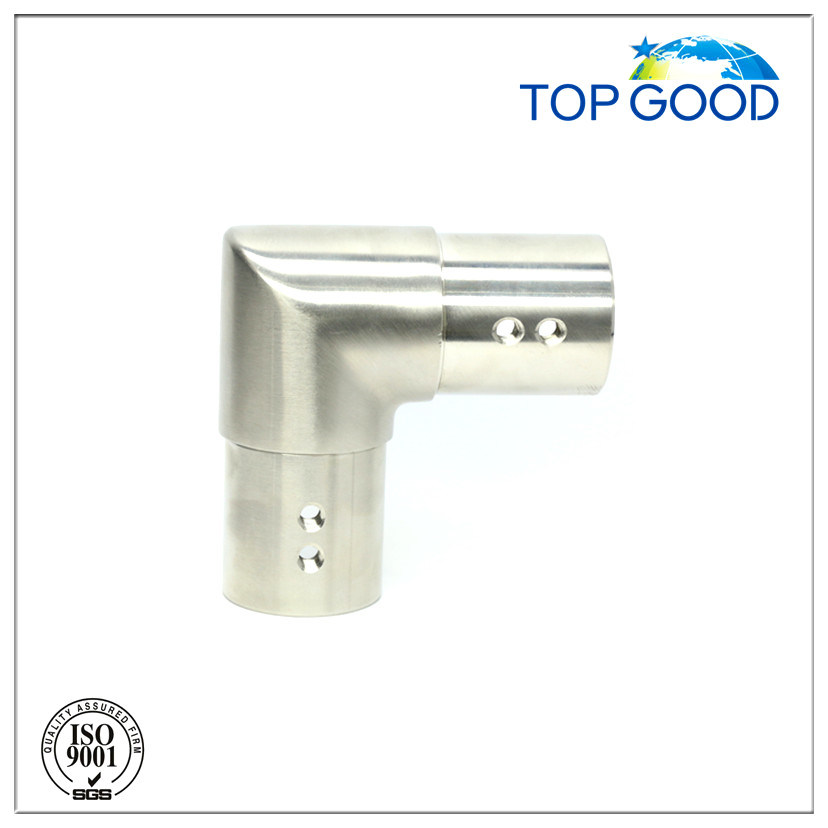 Top Good Stainless Steel for Slot Tube Connector (53120)
