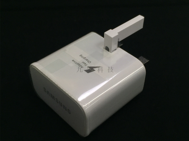 UK Pin Fast Wall USB Phone Charger for S7/S8