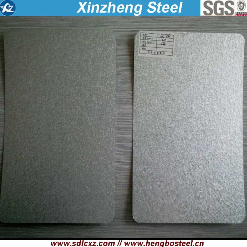Building Material PPGI PPGL Q235B Steel Plate Gl Galvalume Steel