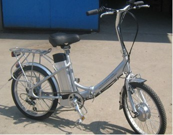Electric Bicycle (322)