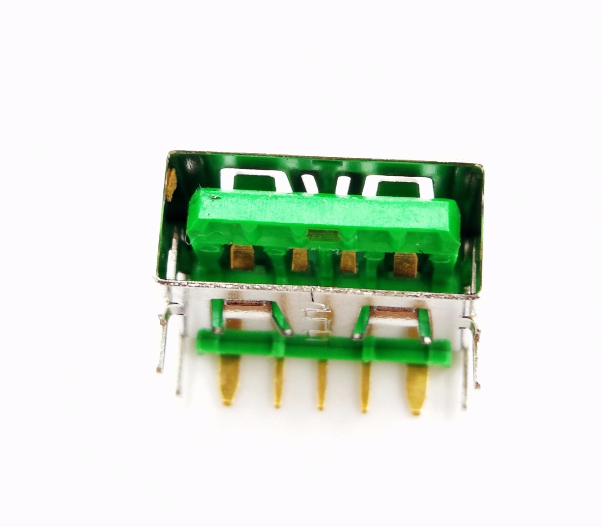 5 Pin Female Connector for Power Adapter, Power Bank. Support Quick Charge, Rated Current: 8A