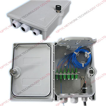 Outdoor Fiber Optic Termination Box (FTT-03B)