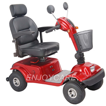Electric Scooters | CTM HS-360 4 Wheel Electric Scooter