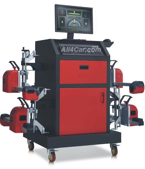 CCD Wheel Alignment with CE (AAE-WA830)