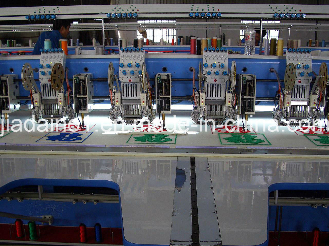 608 Chain Towel and Sequin Embroidery Machine