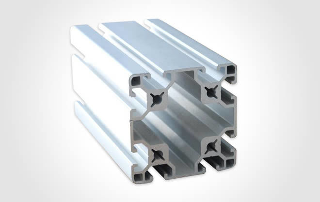 Aluminum Die Casting Profiles for Construction