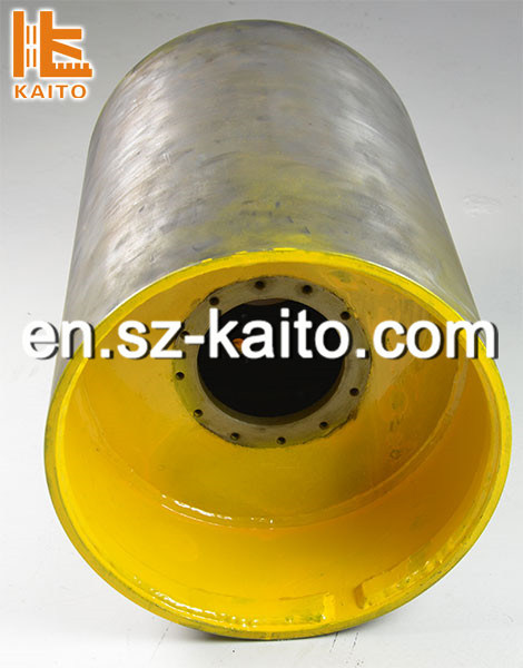 Longer Durability OEM Steel Wheel Dynapac Road Roller Parts