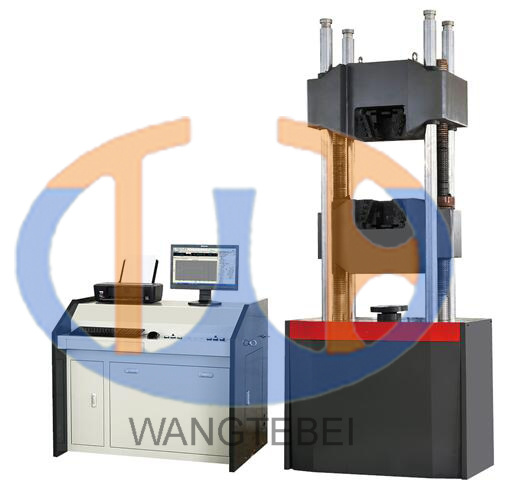 Wire Hydraulic Universal Testing Laboratory Equipment