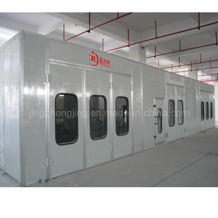Automobile Paint Booth for North European Market (JZJ-9600)