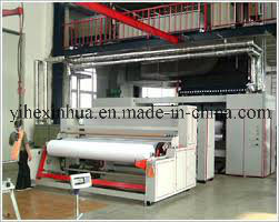 Nonwoven Fabric Machine SSS 4200mm