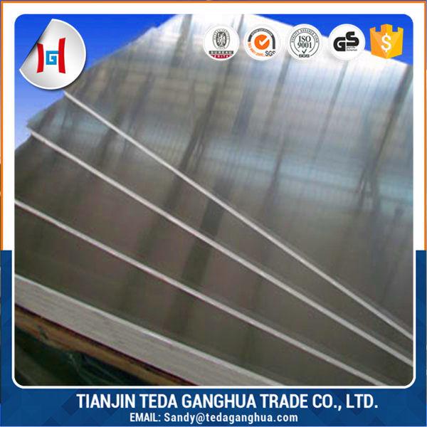 1050 1060 3003 5005 5083 High Quality Aluminum Sheet Plate