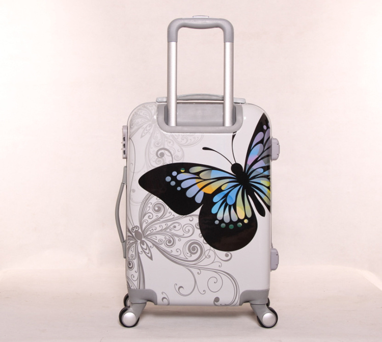 Hot Sale Fashion Design ABS+PC Luggage 20inch