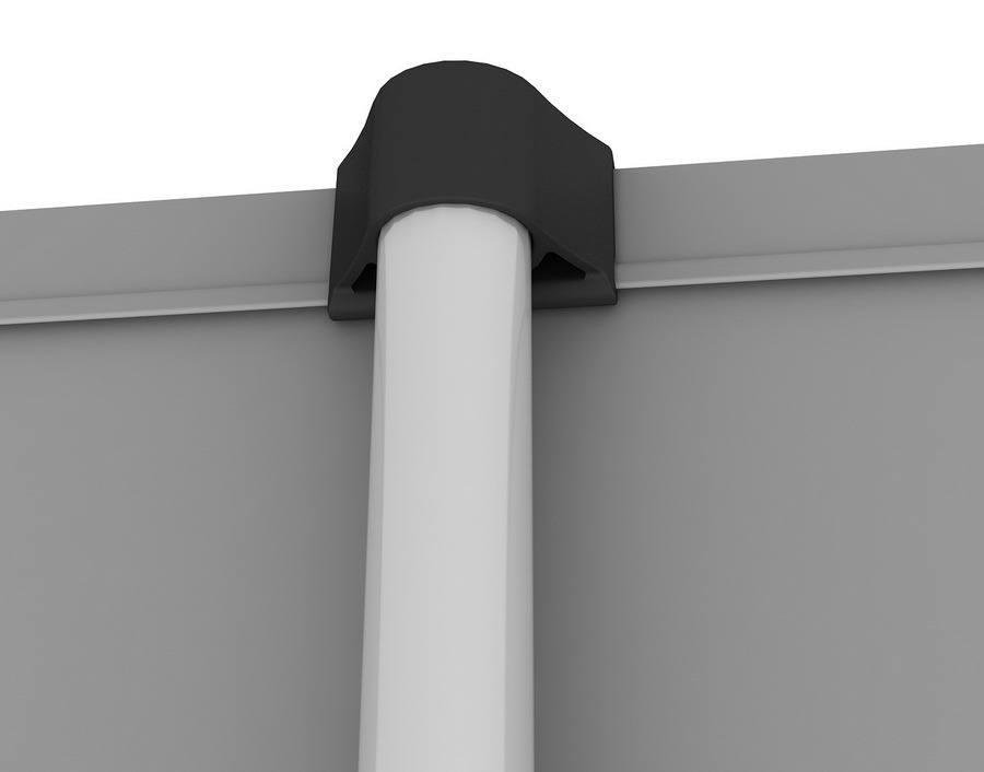 General Cartridge Roll up Banner Stand Rollbat Mini