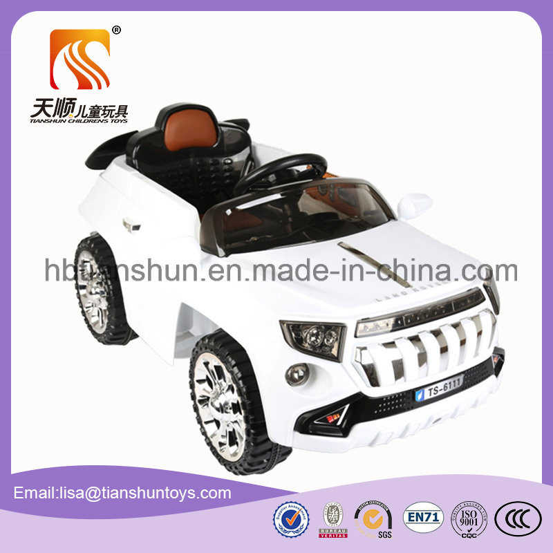 2017 New Model Electric Vehicle Toy Car RC Battery Kids Car