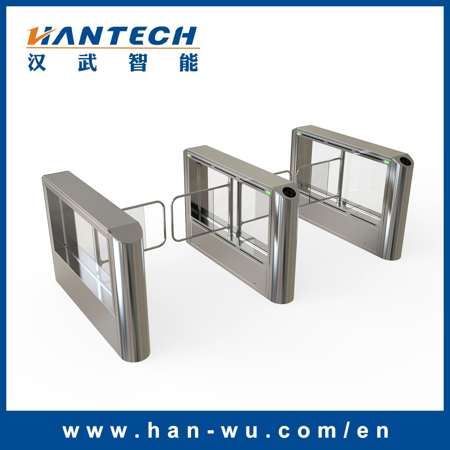 Swing Barrier Automatic Gate Trinidad