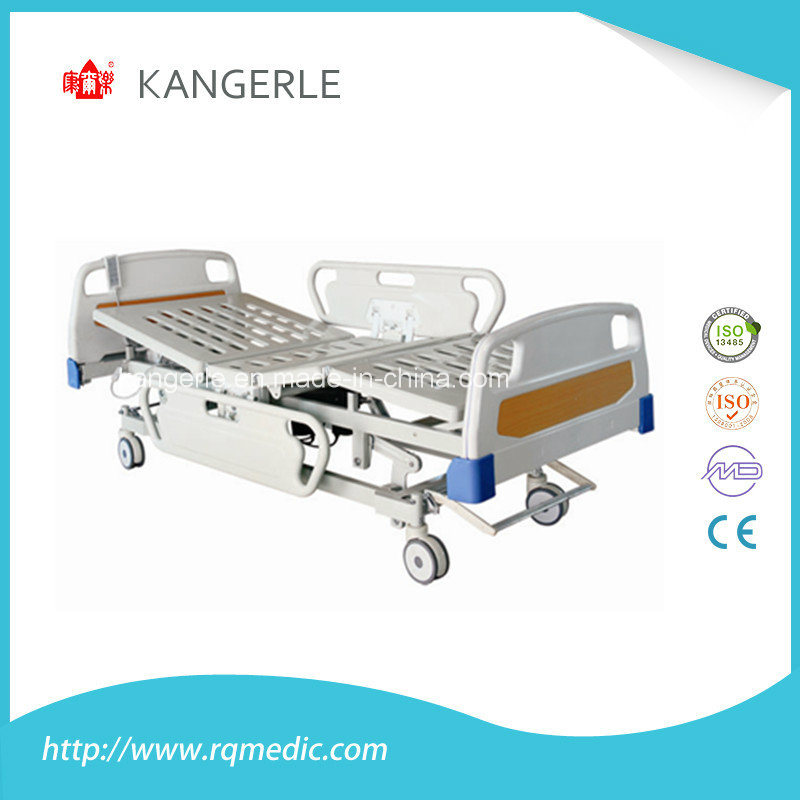 ISO/CE Modern Design 5 Function Electric Bed. Hospital Bed