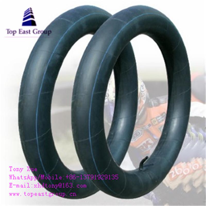 300-17 300-18 Butyl Natural Motorcycle Inner Tube