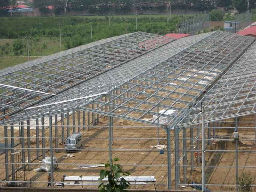 High Rise Steel Structure Building