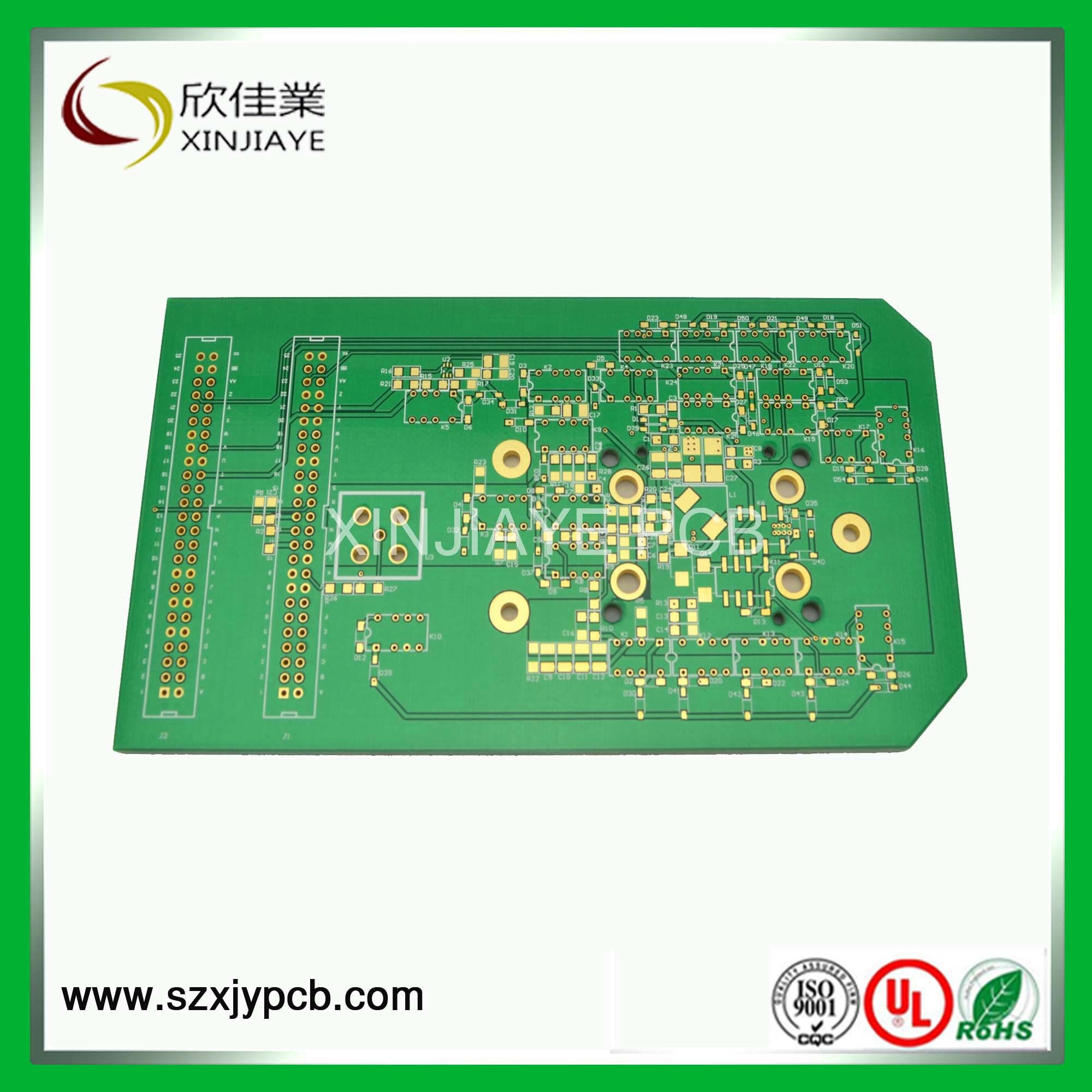 2 Layer to 16 Layer PCB Board for Advertising Player