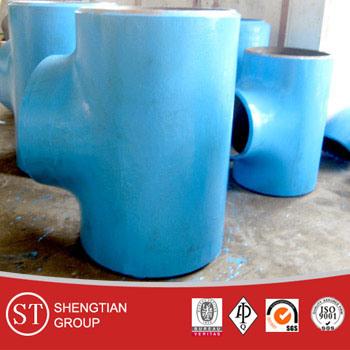 Tees Equal / Pipe Tee/ ANSI B16.9 Tee