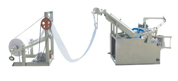 Automatic PP Woven Bag Cutting Machine (hot & cold)