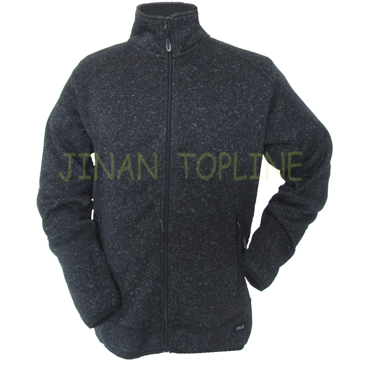 Men Micro Fleece Moisture Leisure Velveteen Jacket