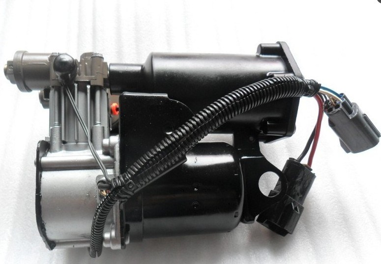 Inflating Pump Air Suspension Strut Compressor for Land Rover
