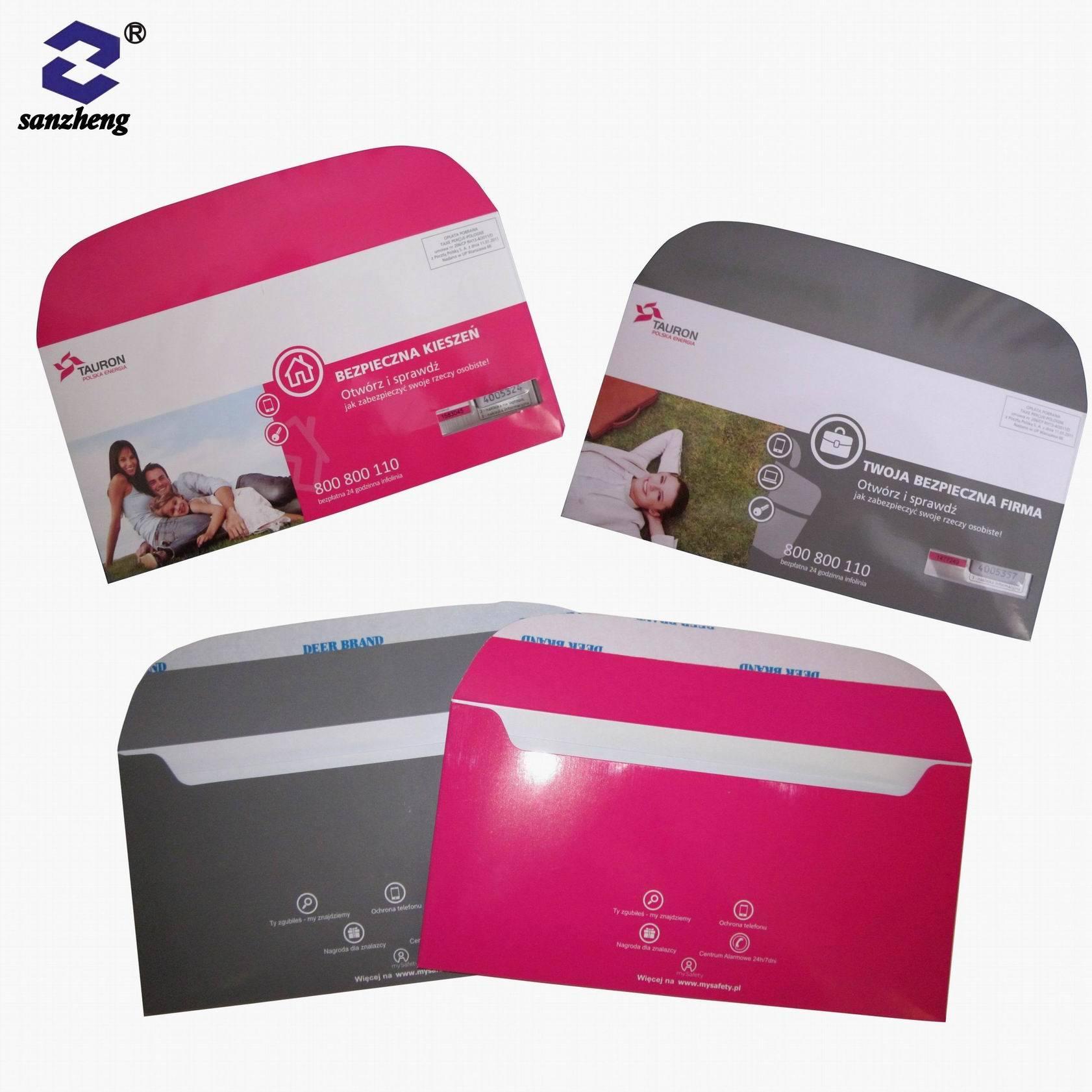 Commercial Envelope Printing (SZ3119)