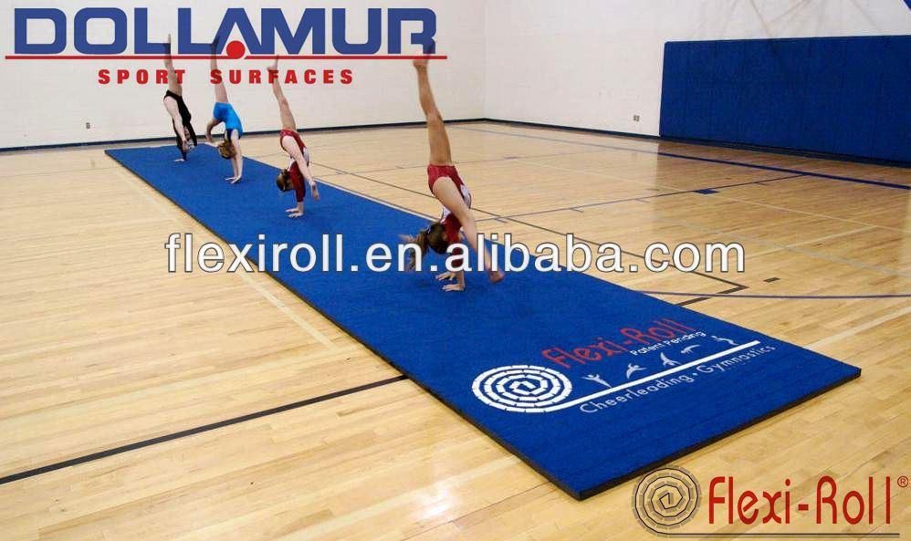 Flexi Roll Dollamur Style Grappling Mat/Wrestling Mat/Taekwondo Mat/Rolling out Mats