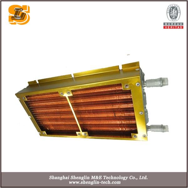2016 Hot-Sale Copper Tube Copper Fin Condenser