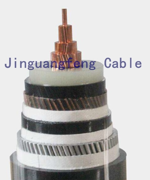 0.6/1kv Copper Power Cable XLPE/PVC Steel Tape Armored
