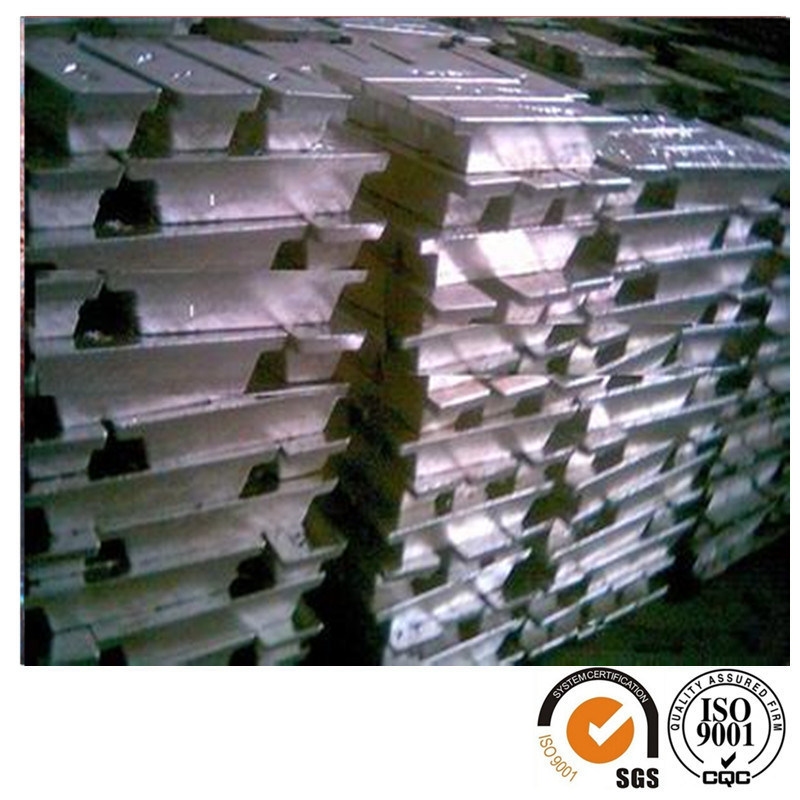 Primary Remelted Pure (Pb) Lead Ingot 99.994%, 99.99%, 99.96%, 99.90% for Sale