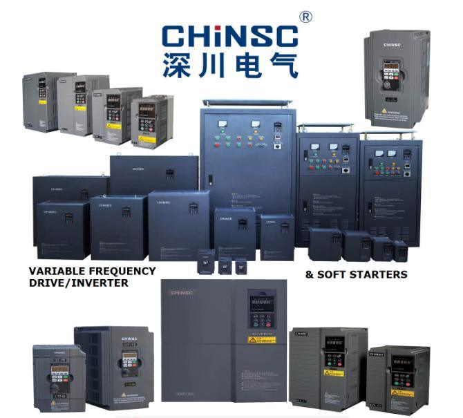 30kw-630kw 3 Phase AC Motor Frequency Drive Inverter