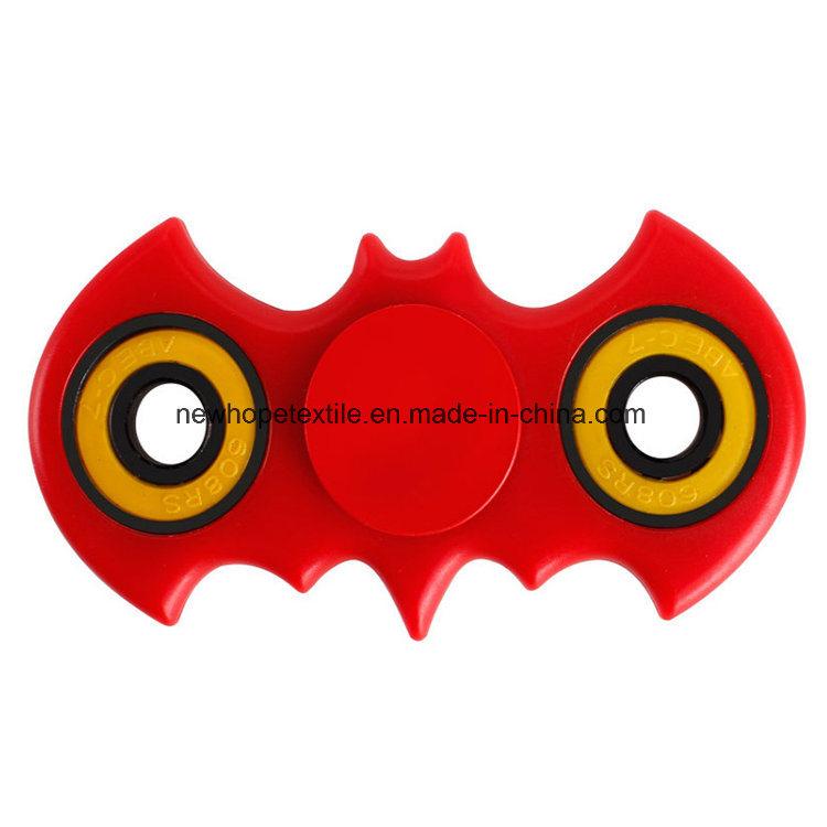 Solid Color Fidget Spinner Hand Spinner Finger Spinner Toys EDC Tri Digit Air Premium ABS Spinners