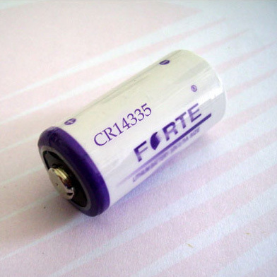 3.0V Cr14335 Size 2/3 AA Lithium Battery