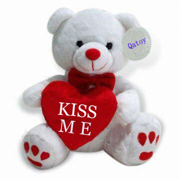 Teddy Bear Valentines Day Prank   Valentine Stuffed Toys