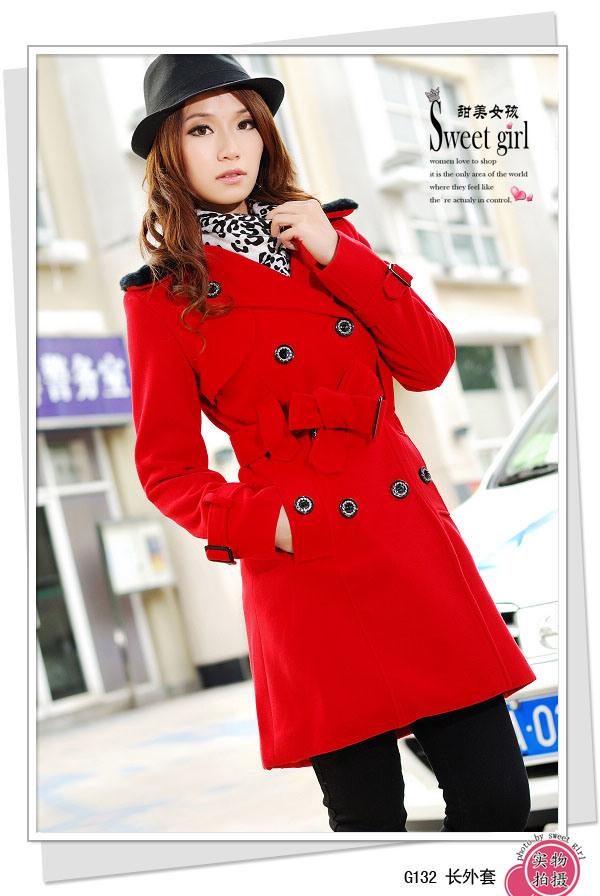 معطف الشتاء Fashion-Cashmerer-Wi