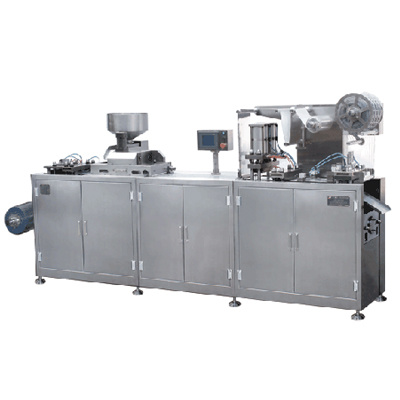 CE Approved Blister Packing Machine (DPP-250FI)